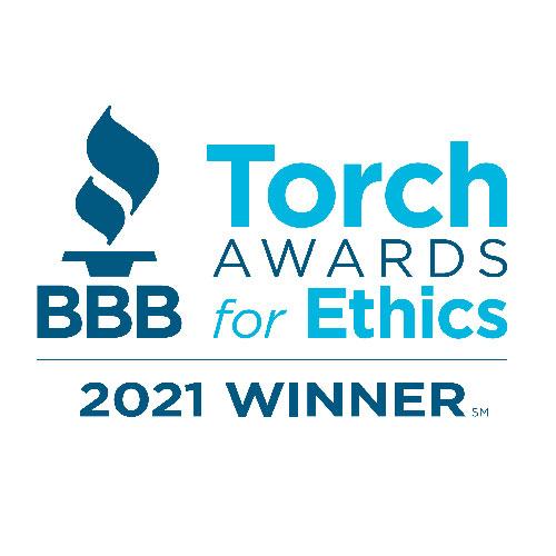 2021 Torch Award Winner